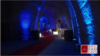 le grotte-servizio catering- roma
