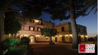 villa apolloni-servizio catering- roma