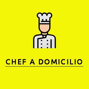 Chef domicilio a roma