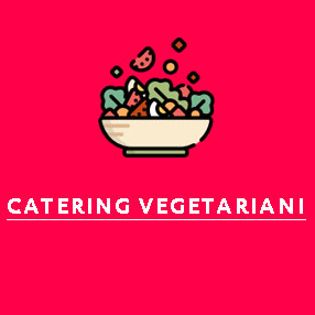 catering vegetariano a roma