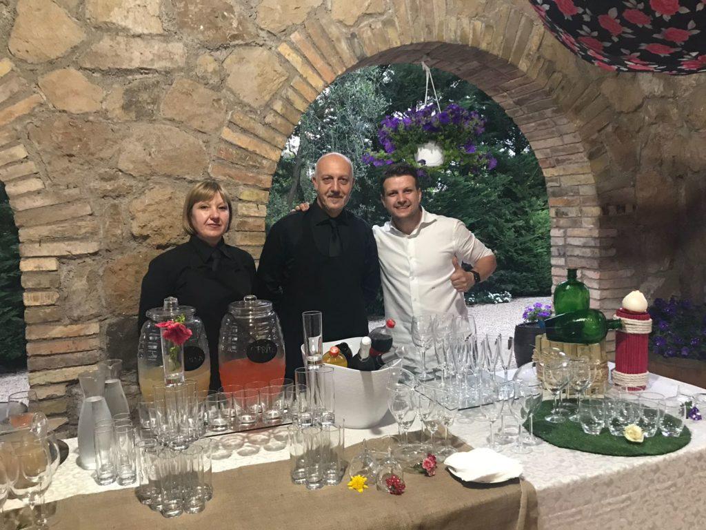Catering-roma-festa 18 anni-roma
