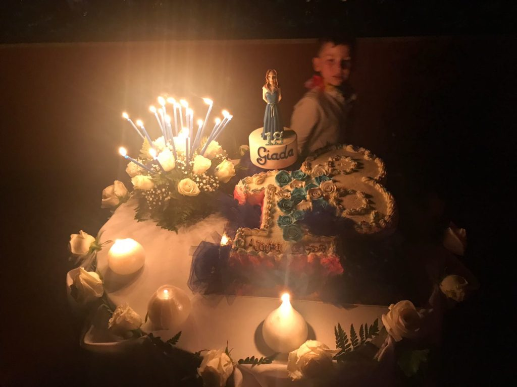festa 18 anni-roma
