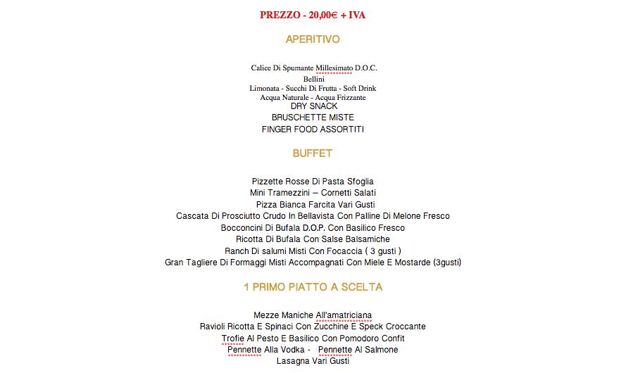 catering-roma-menu