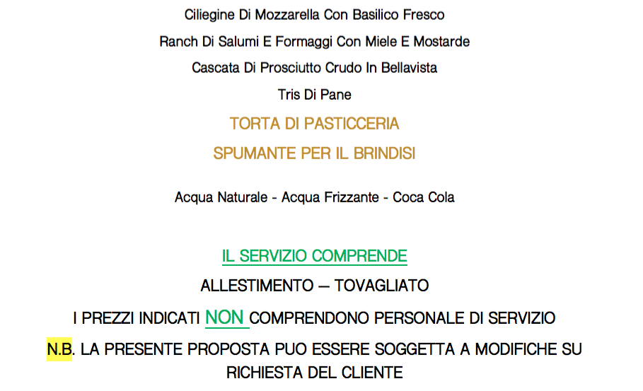 prezzi-catering-roma